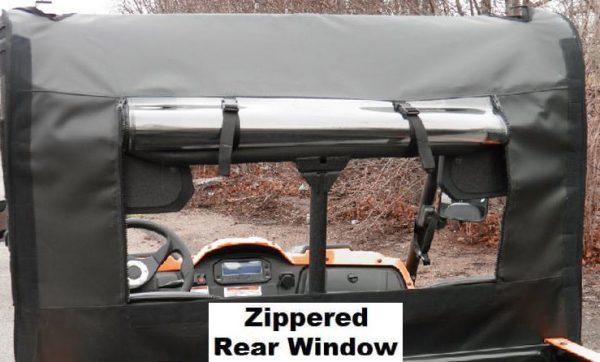 Zip Rear Panel