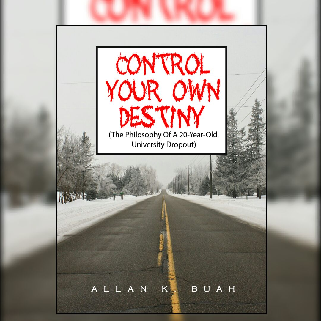 controlling your own destiny To control your destiny quotes - 1 i believe that you control your destiny, that you can be what you want to be take the power to control your own life.