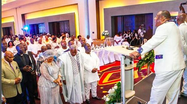 John Mahama wedding anniversary19