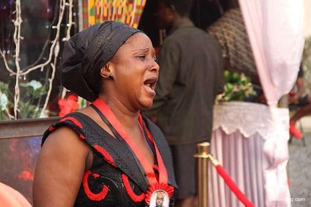 Photos: Samira Bawumia, Asiedu Nketia And More Mourn At