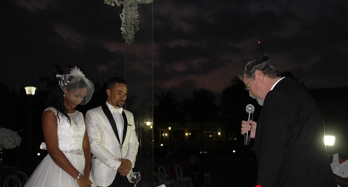 WATCH: Video of Majid Michel and wife\'s renewal of wedding vows ...