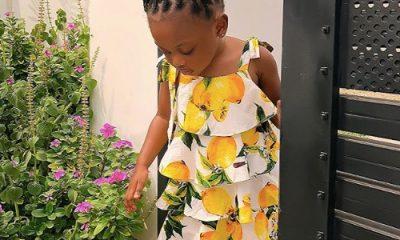 Nana Akua Addo's daughetr