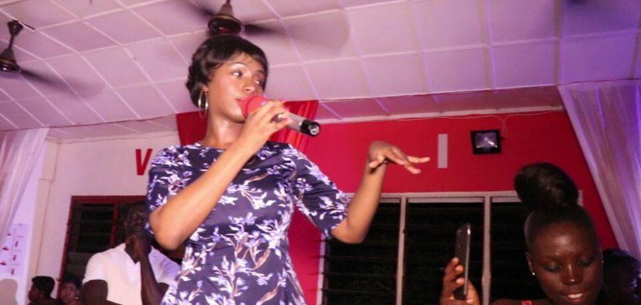 Raquel's 'I Slay Concert'