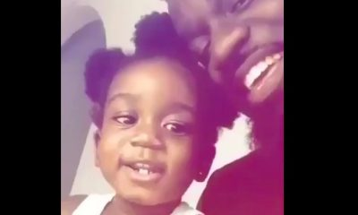 Sarkodie and Titi sing lullaby