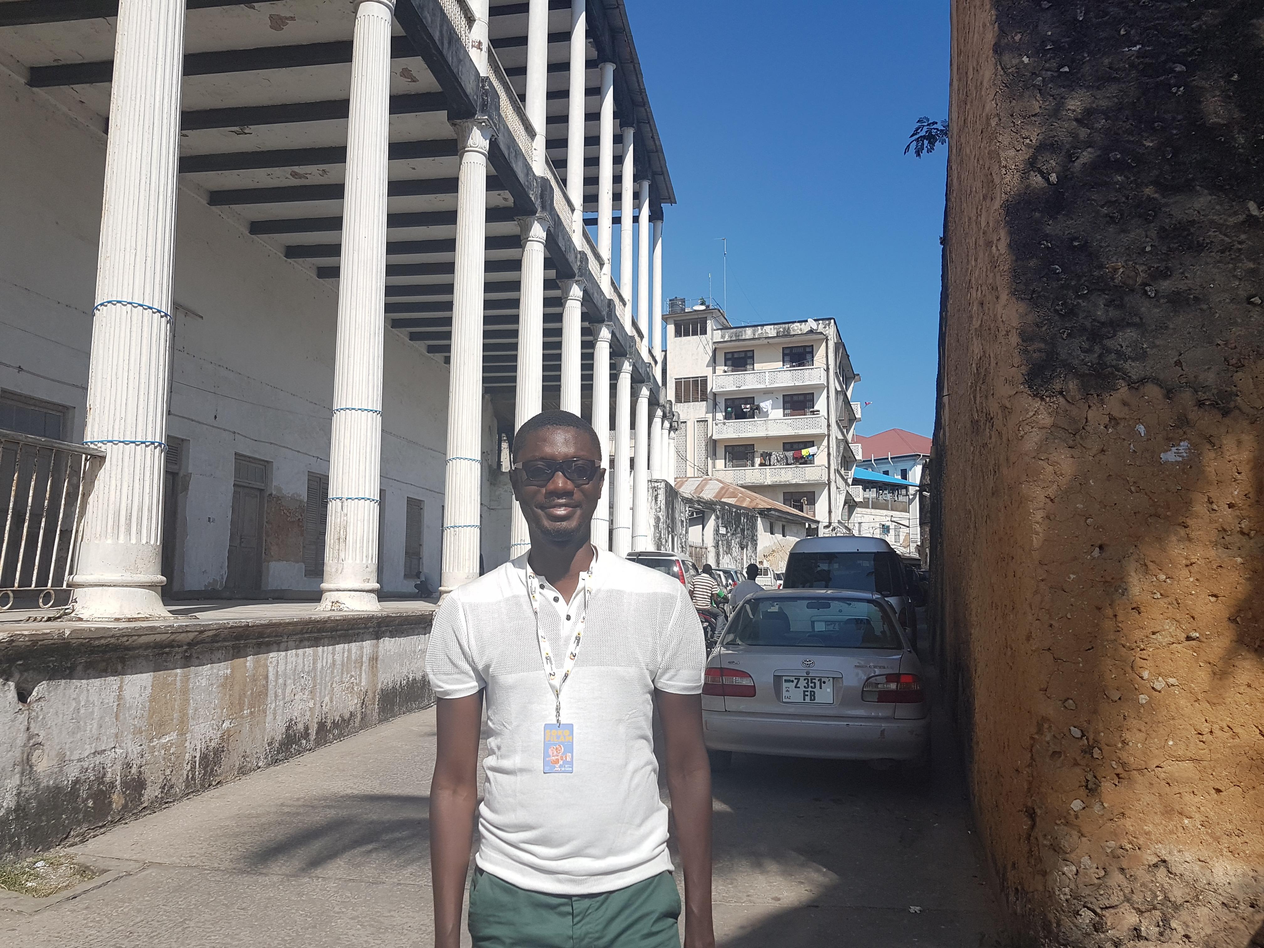 ameyaw debrah in Zanzibar