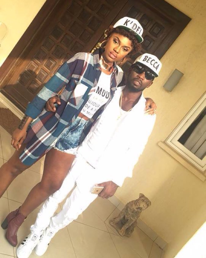 Bisa kdei and becca dating websites