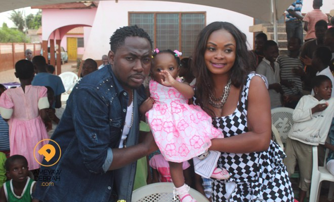 Afaglo Welcomes Second Baby Girl On Her Birthday