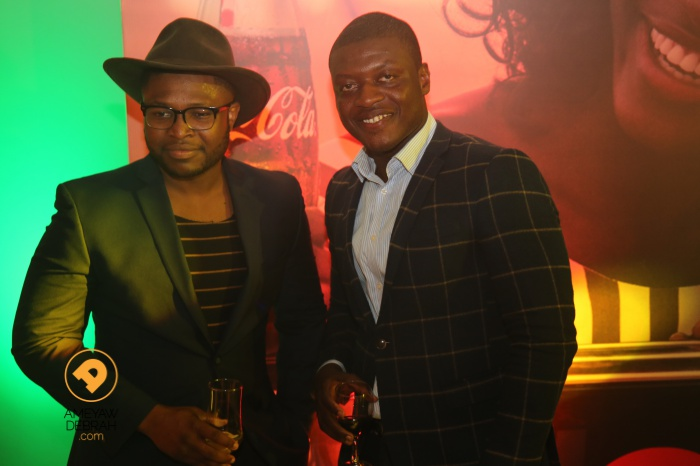 coca cola taste the feeling ghana launch15