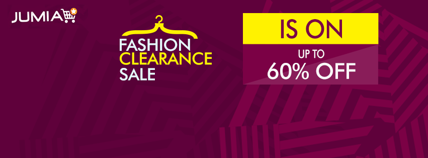 faf291c7970 Jumia Ghana Fashion Clearance Sale on till January 31 - AmeyawDebrah.Com