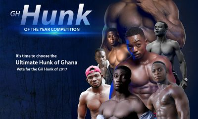 GH Hunk of the year