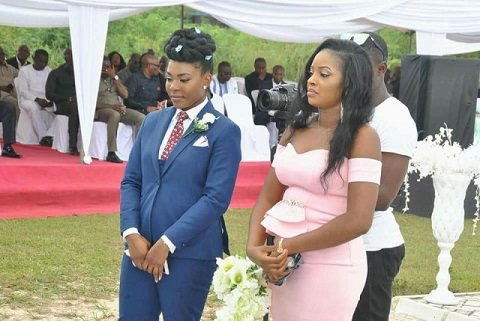 The Internet Cannot Have Enough Of Claims That Over Weekend In Nigeria A Woman Turned Out As Best Man For His Brother And She Has Become Topic