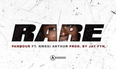 Pambour feat Kwesi Arthur