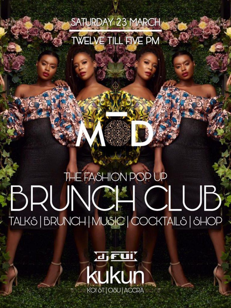 MOD to host Fashion Pop Up Brunch Club , March 23