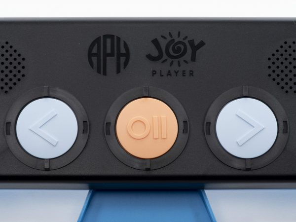 Joy Player close up