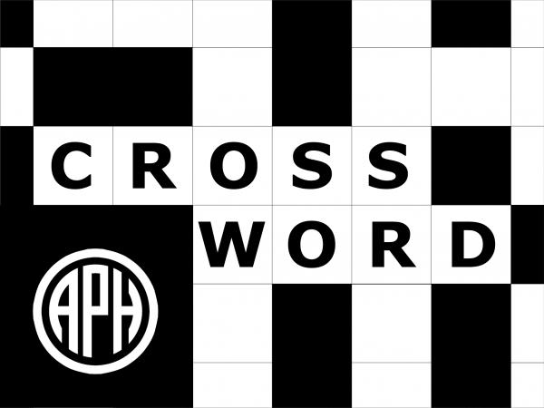 APH Crossword Puzzel
