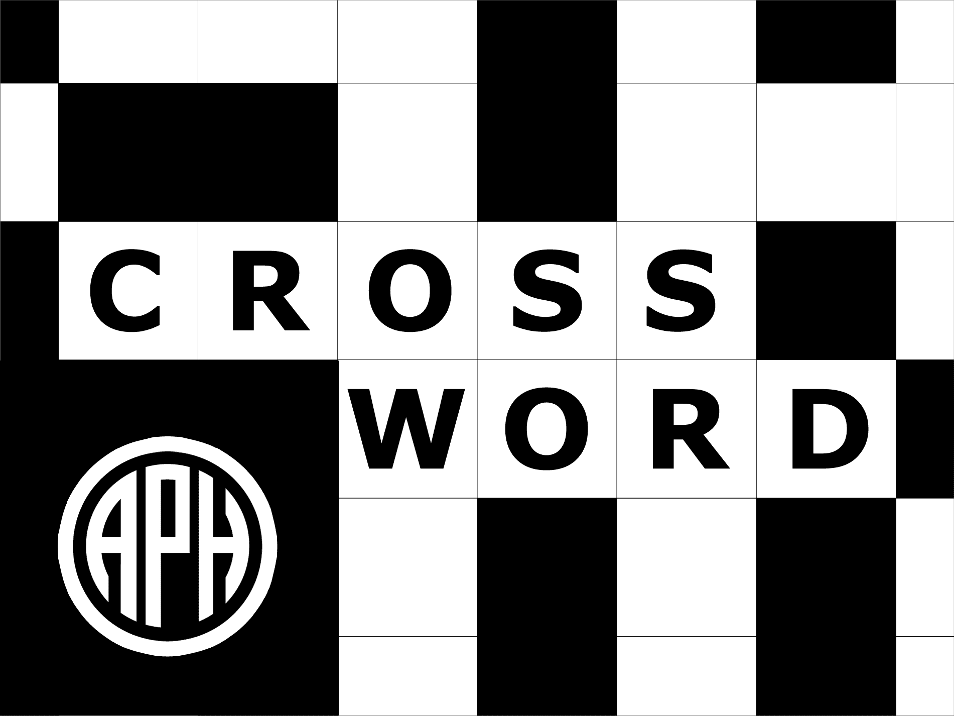 Wondrous Crossword American Printing House For The Blind Home Interior And Landscaping Elinuenasavecom