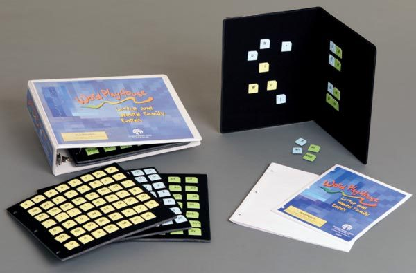 Word PlayHouse kit components