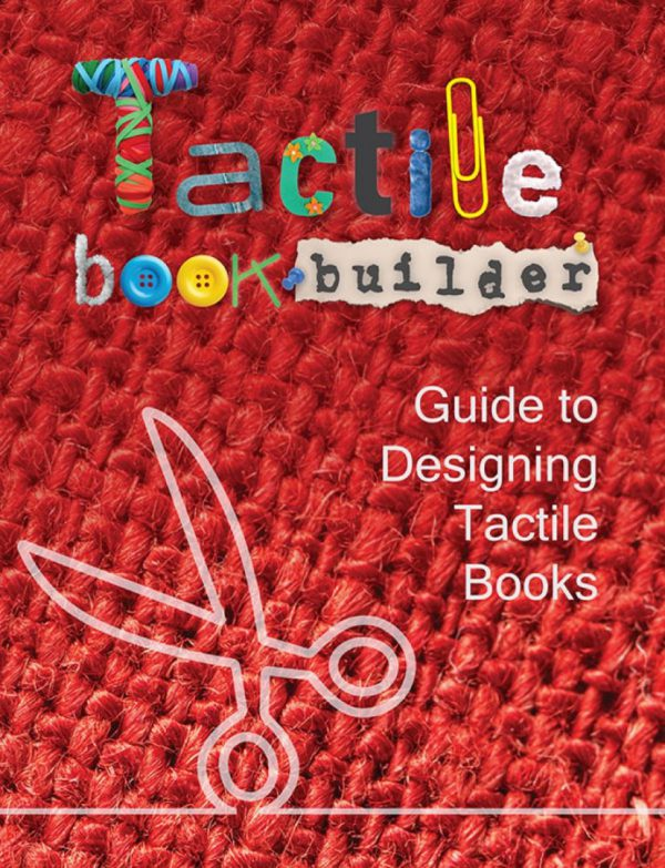 Tactile Book Builder Guidebook cover