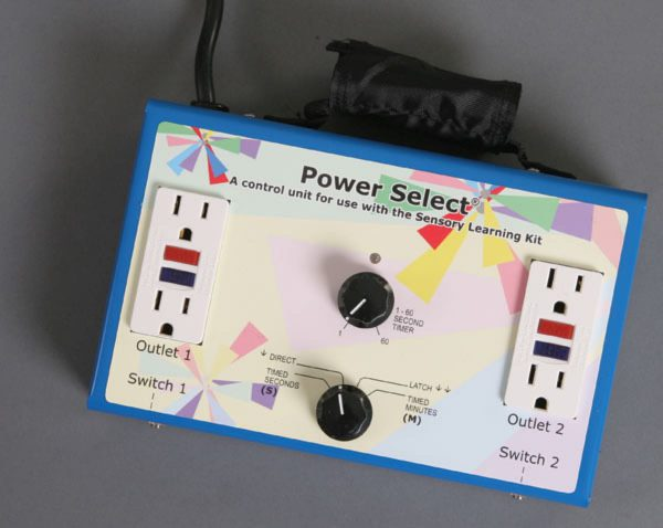 Front view of Power Select for SLK