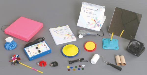 SLK kit components