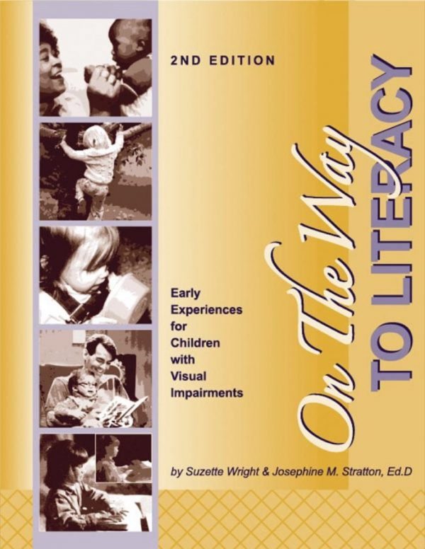 On the Way to Literacy Guidebook cover