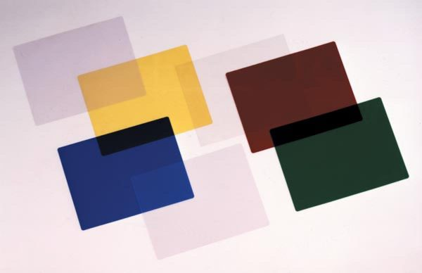Mini-Lite Box Transparent Overlays set components