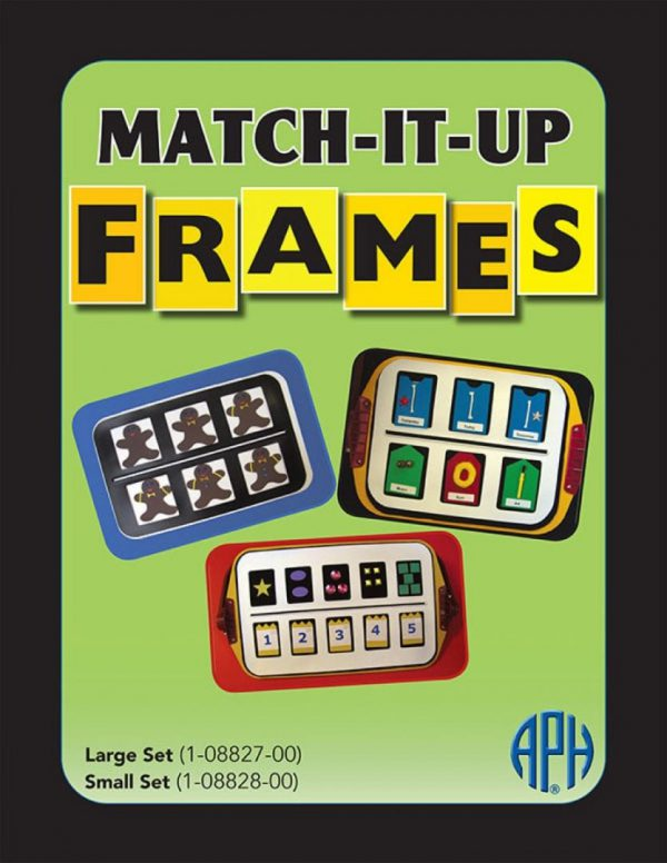 Match-It-Up Frames Guidebook cover