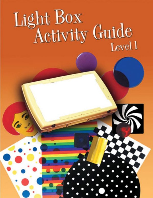 Light Box Level I Activity Guidebook English Edition cover