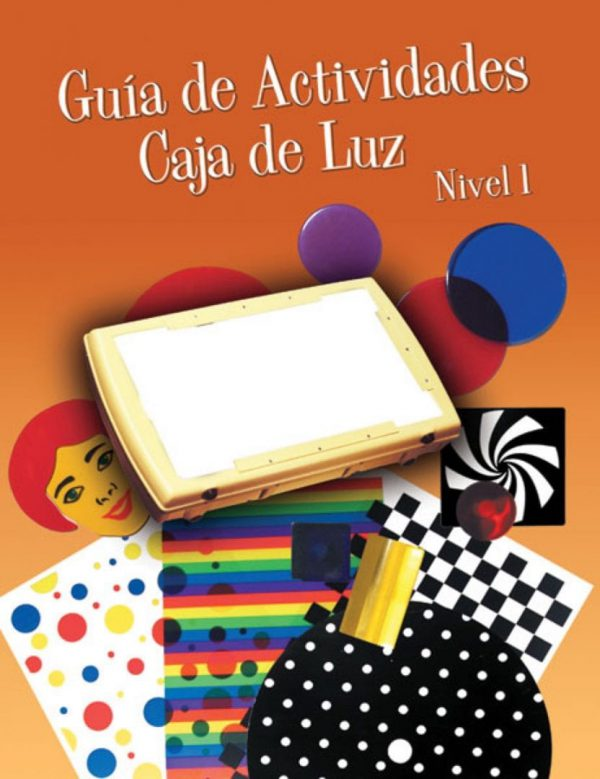 Light Box Level I Activity Guidebook Spanish Edition cover