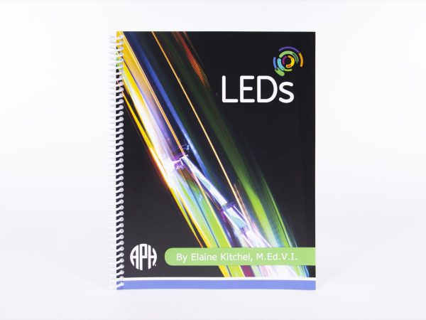 LEDs Explorer Bright Ray Manual Front Cover