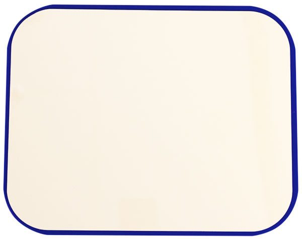 Large Magnetic Dry Erase Board Front
