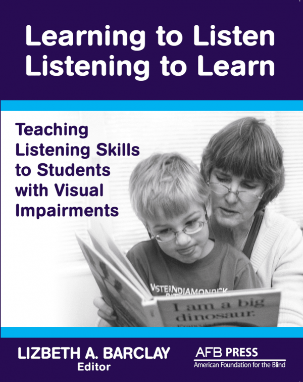 Learning to Listen front Cover