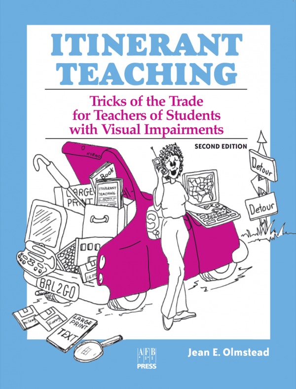Itinerant Teaching Book Front Cover
