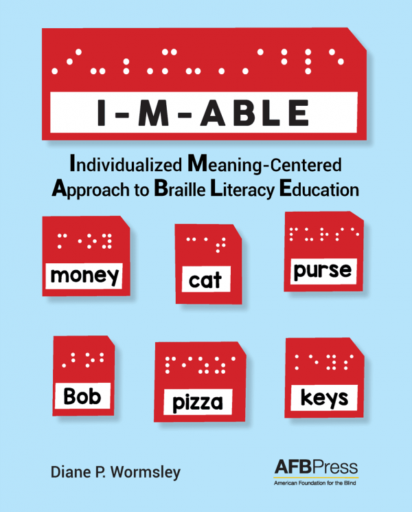 I-M-Able Book Front Cover