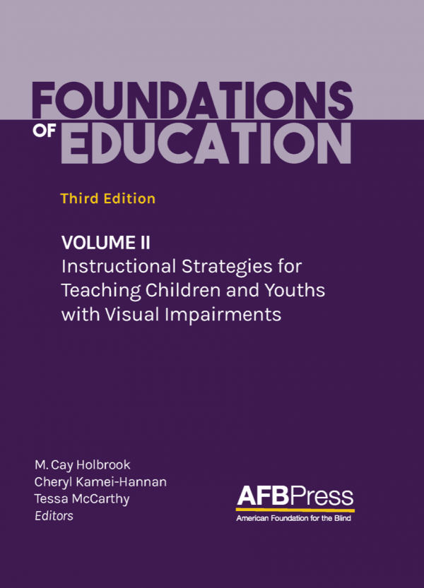 Foundations of Education Third Edition Volume 2 book cover