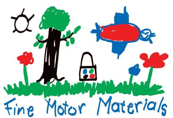 Fine Motor Materials Cover