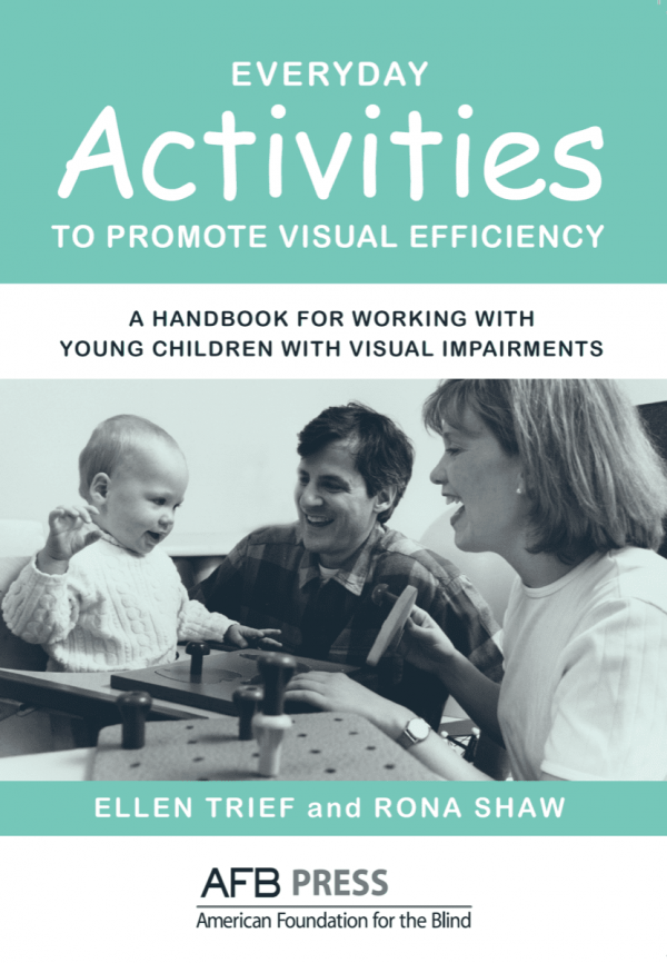 Everyday Activities to Promote Visual Efficiency book cover