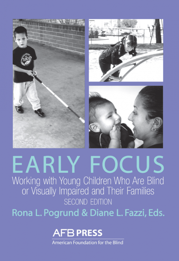 Early Focus Second Edition book cover