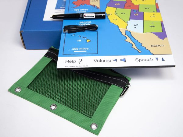 Interactive U.S. Map kit and accessories