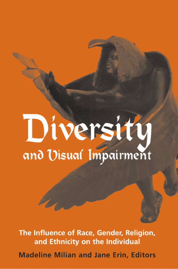 Diversity and Visual Impairment book cover