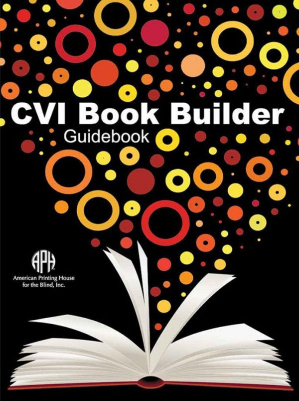 CVI Book Builder Guidebook cover