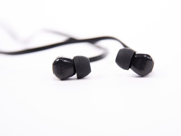 Ear Buds from Crossings with No Traffic Control kit