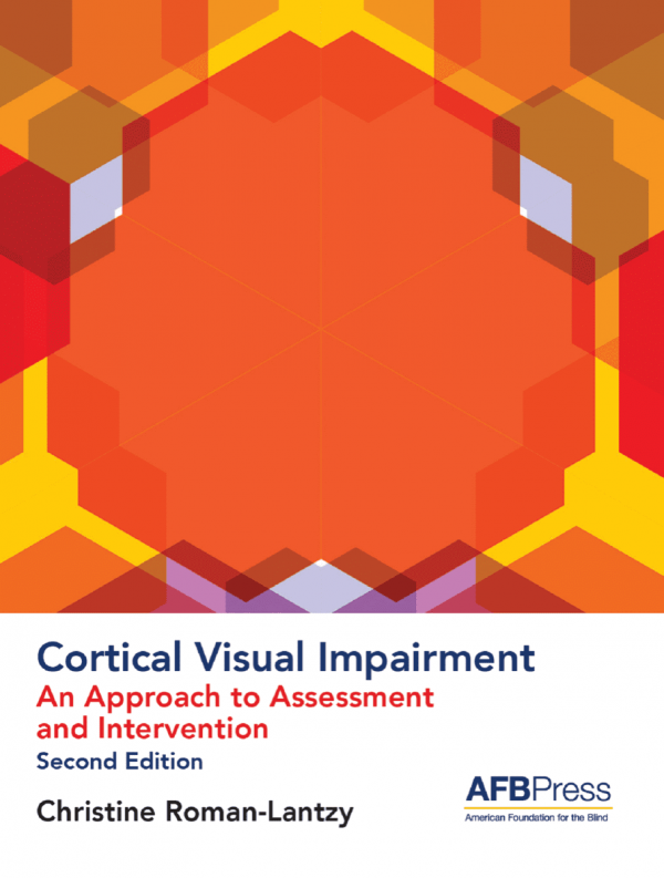 Cortical Visual Impairment Second Edition book cover