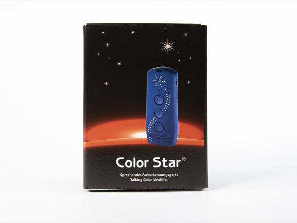 Color Star User Manual cover