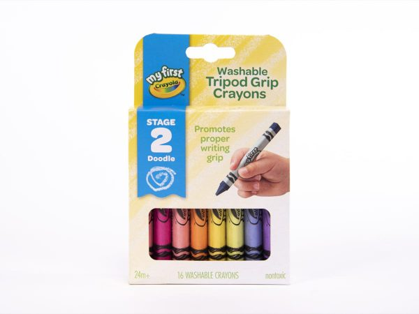 Color By Texture Marking Mats Washable Crayons
