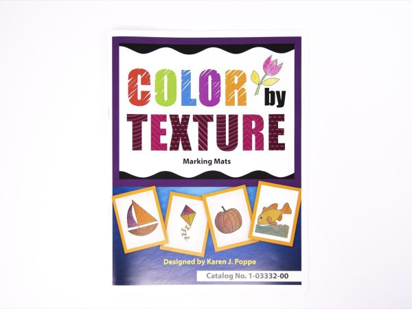 Color By Texture Marking Mats Catalog