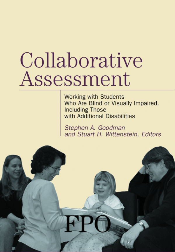 Collaborative Assessment front cover