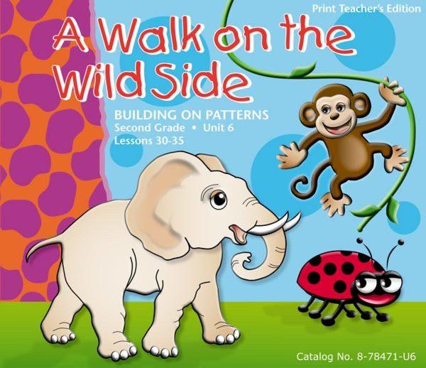 Building on Patterns Second Grade Unit 6 Teachers Edition