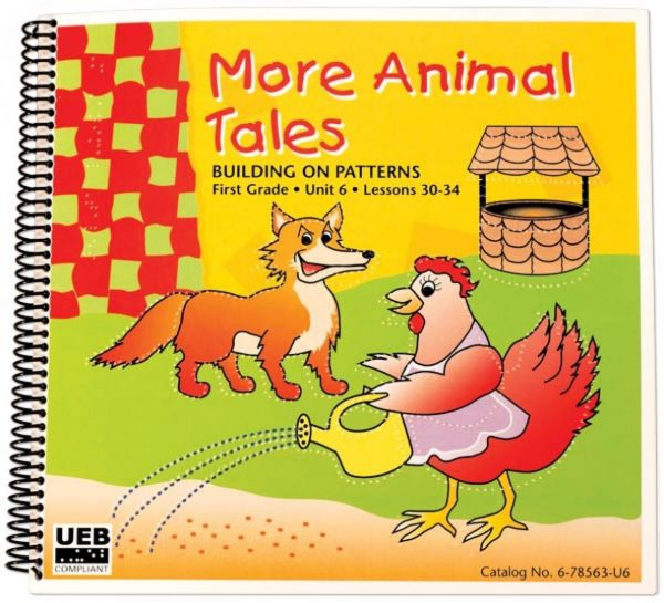 Building on Patterns First Grade Unit 6 Student Textbook