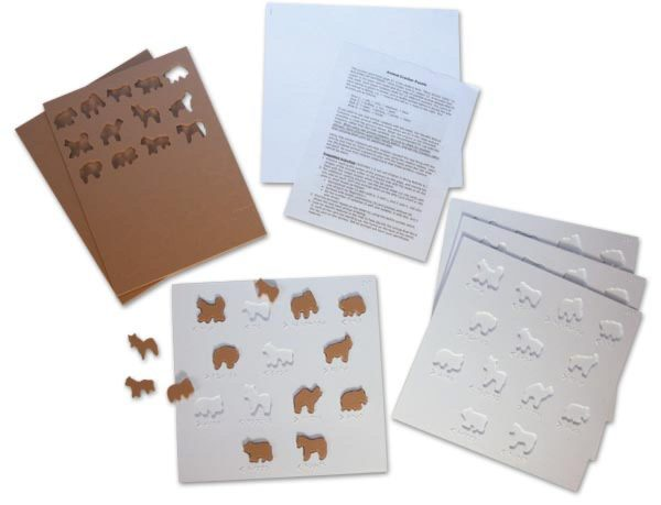 Building on Patterns First Grade Unit 6 Animal Shapes and Pages Set
